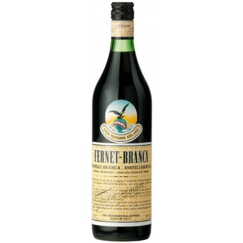Fernet Branca 0.7 л Fratelli Branca Distillerie Srl