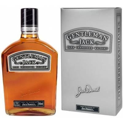 Gentleman Jack, gift box -  0,7 л