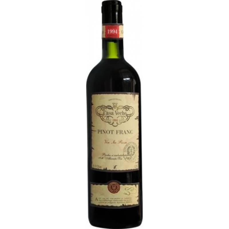 Pinot Franc Casa Veche 0.75л ALIANTA-VIN