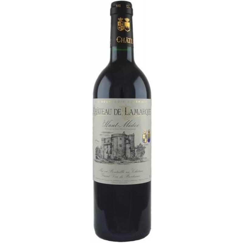 Chateau de Lamarque 2007 - 0,75 л Les Grands Chais de France - АРХИВ!!!