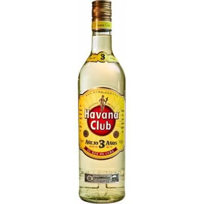Havana Club Anejo 3 года ( 0,7л )