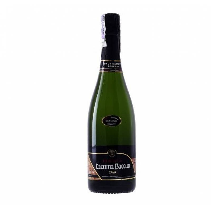 Heretat Brut Nature Reserva - 0,75 л Cavas Lavernoya S.A.