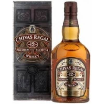 Chivas Regal 12 лет ( 0,375л )