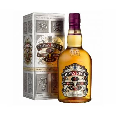 Chivas Regal 12 лет ( 0,5л )