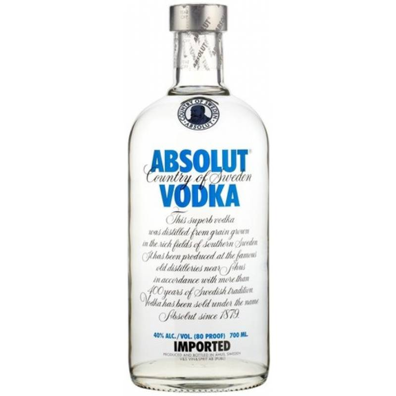 Absolut - 0,7 л  The Absolut Company AB