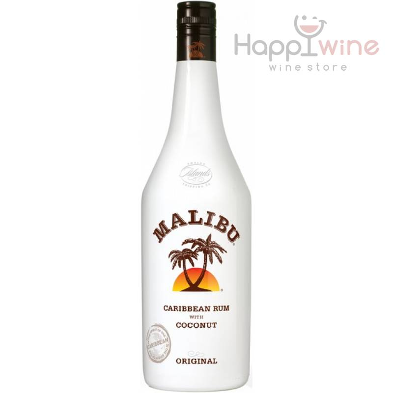 Malibu ( 0,75л ) Pernod Ricard