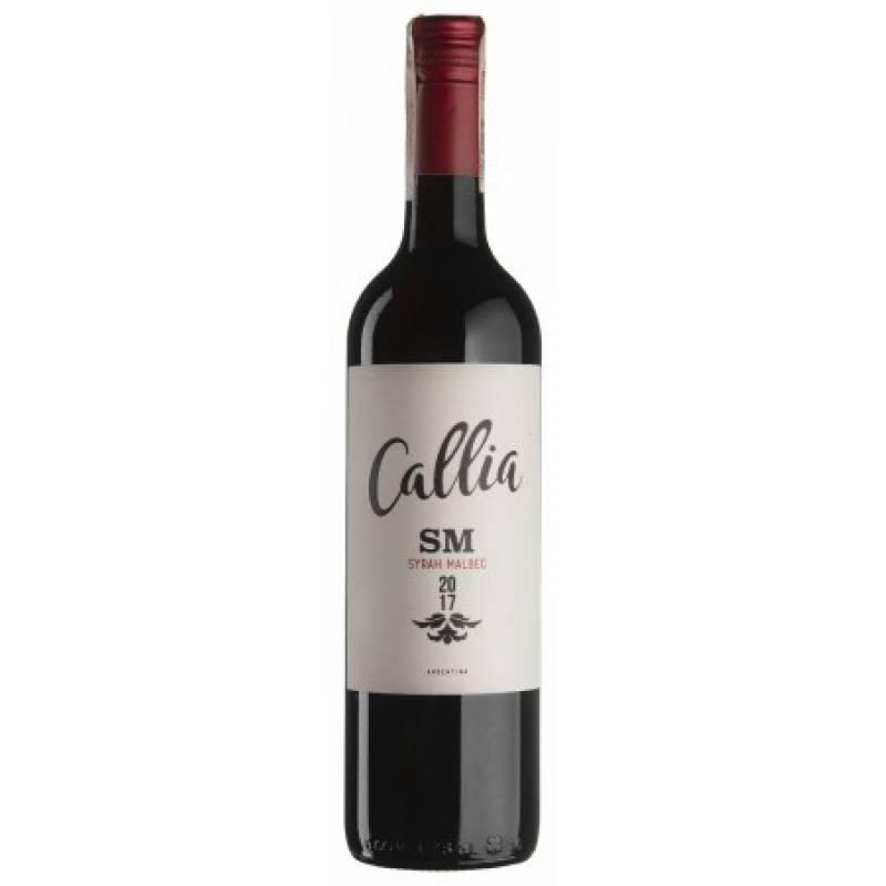 Callia Alta Shiraz-Malbec - 0,75 л Callia