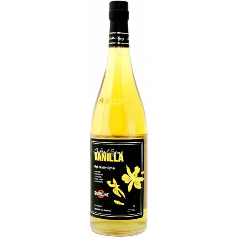 Barline Vanilla ( ваниль) 1,0л  ООО Свит Лайф - АРХИВ!!!