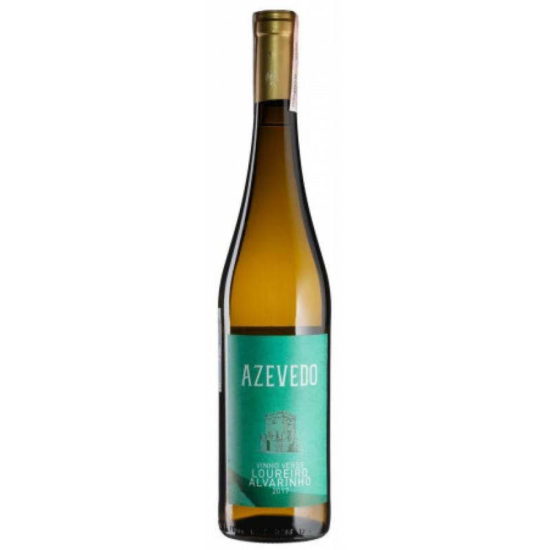 Azevedo Loureiro Alvarinho Vinho Verde - 0,75 л  Sogrape Vinhos