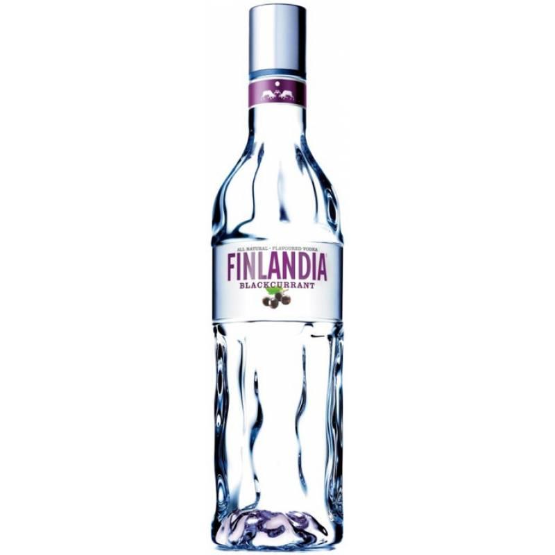 Finlandia Blackcurrant - 1 л Finlandia Vodka Worldwide LTD