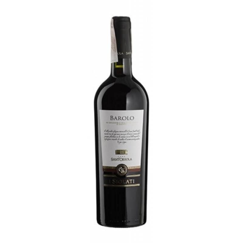 Barolo I Siglati - 0,75 л Fratelli Martini - АРХИВ!!!