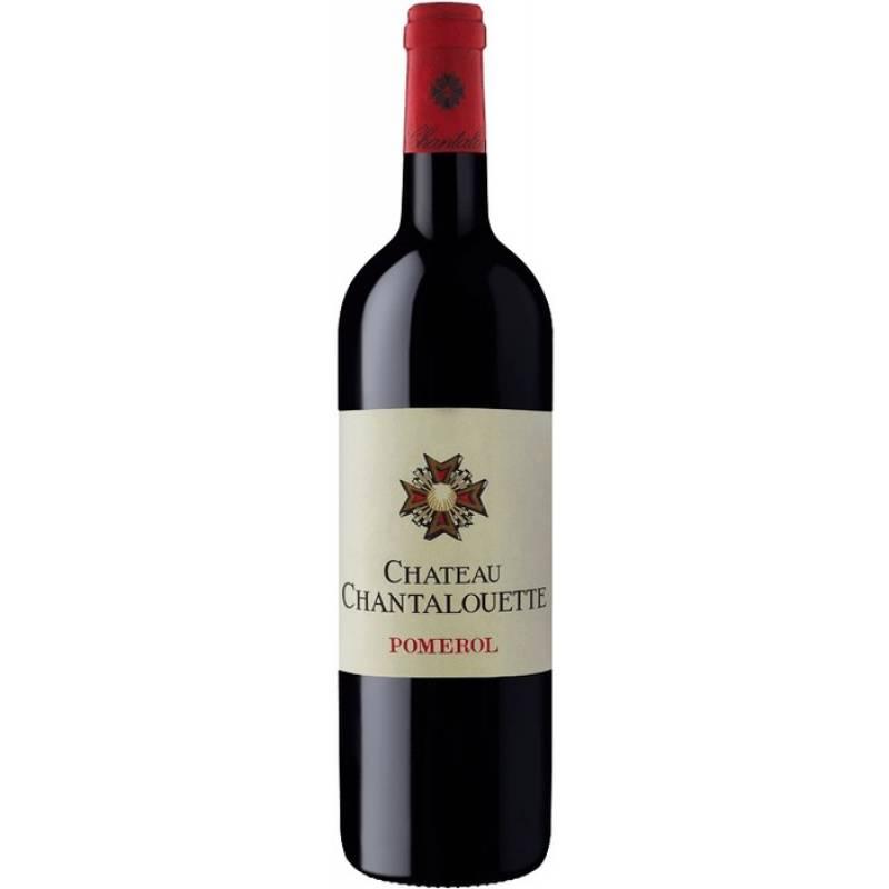 Chateau Chantalouette, ( Шато Шанталюет ) 2008 0,75 л Chateau de Sales - АРХИВ!!!