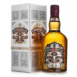 Chivas Regal 12 лет - 0,7 л