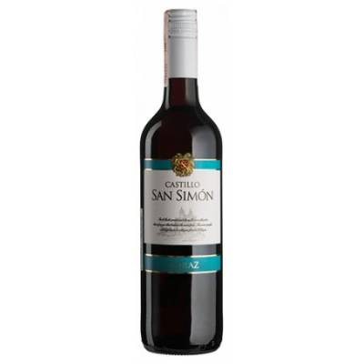 Castillo San Simon Shiraz - 0,75 л