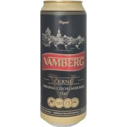 Vamberg Dark Lager - 0,5 л ж/б