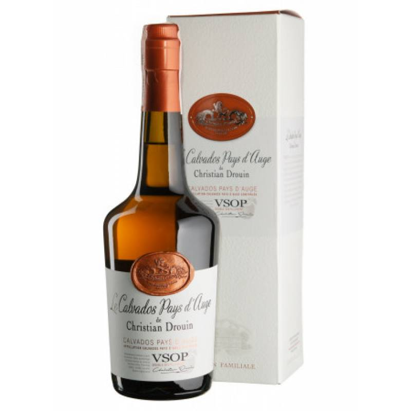 Calvados Pale & Dry VSOP, gift box ( 0,7 л )