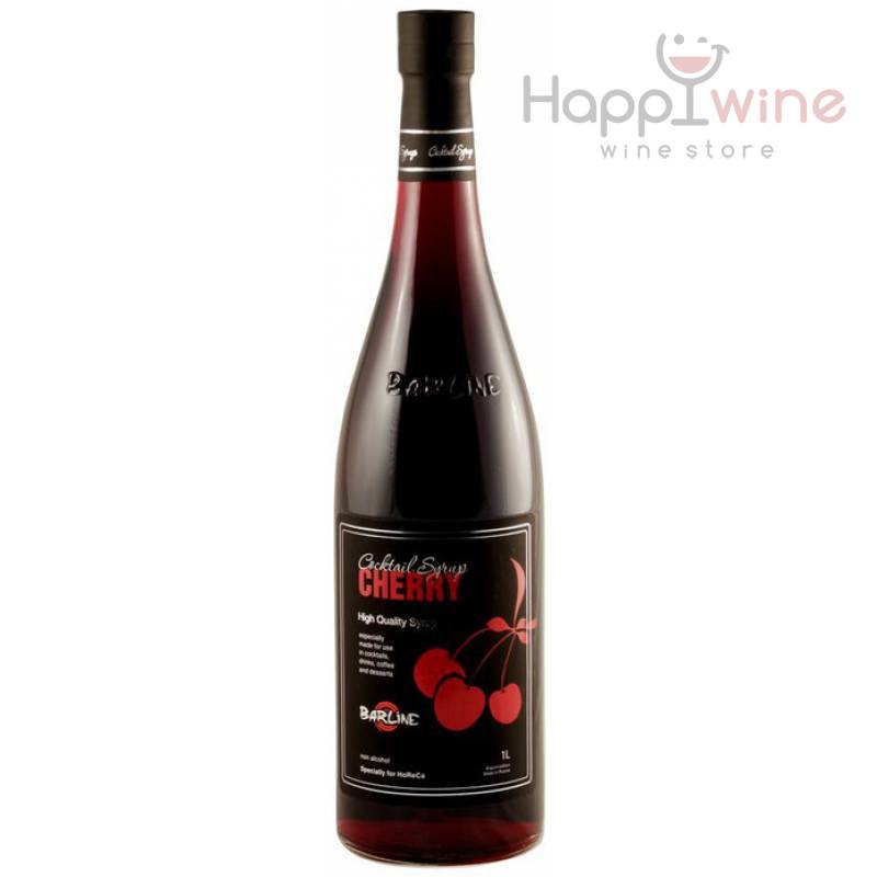 Barline Cherry ( вишня) 1,0л ООО Свит Лайф - АРХИВ!!!