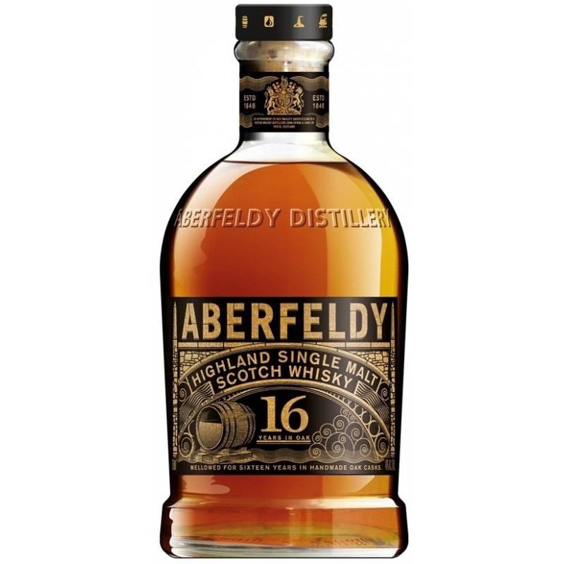 Aberfeldy 16 Years Old - 0,7 л