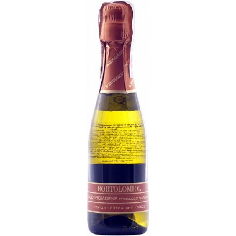 Bortolomiol Senior Valdobiadene Prosecco Superiore - 0,2 л Bortolomiol