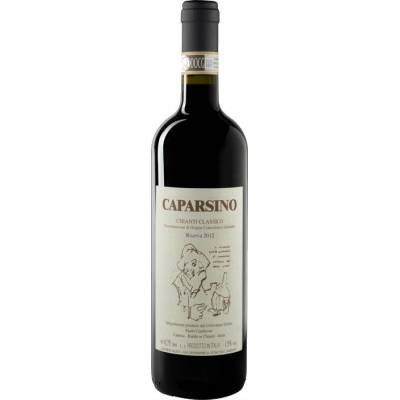 Caparsa Chianti Classico Riserva Caparsino, ( Caparsa Кьянти Классико Ризерва Капарсино ) 2012 0,75 л