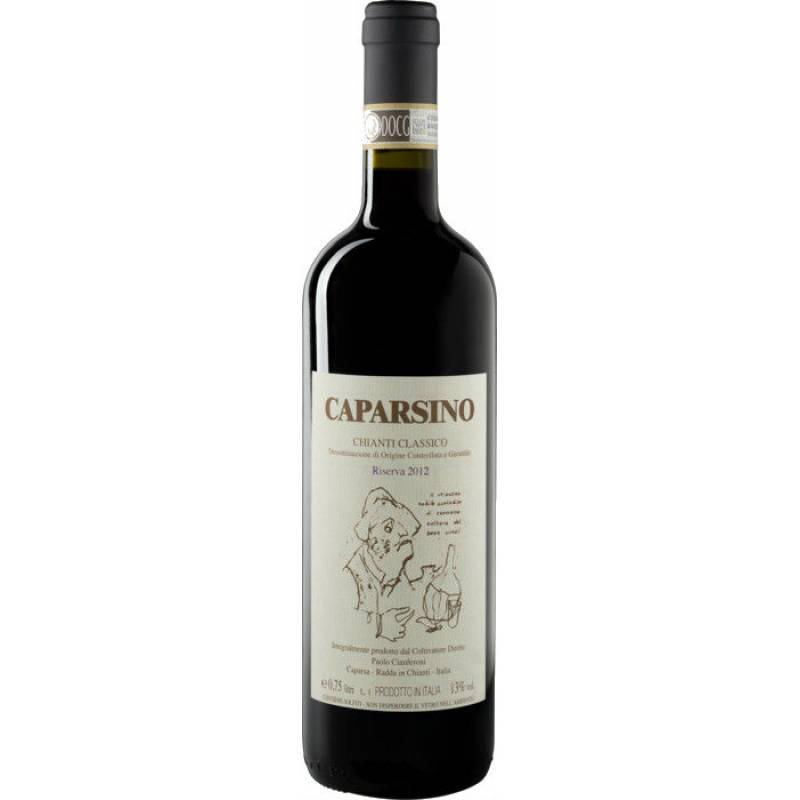 Chianti Classico Riserva Caparsino 2012 - 0,75 л Caparsa
