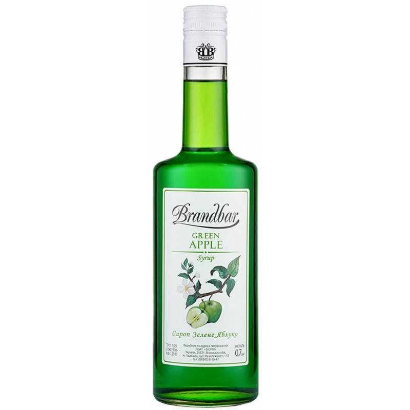 Brandbar Зеленое яблоко - 0,7 л  Brandbar