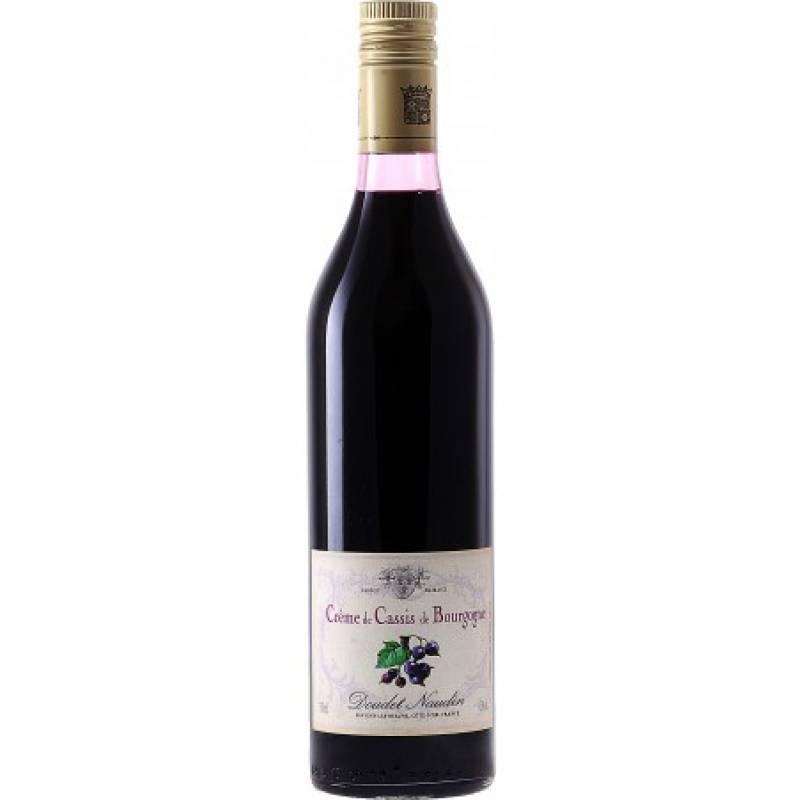 Creme de Cassis de Bourgogne, Doudet Naudin 0,7 Doudet Naudin