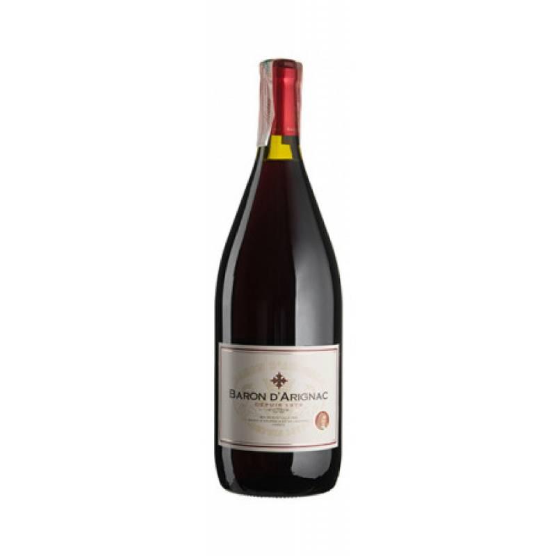 Baron d'Arignac Rouge- 1,5 л