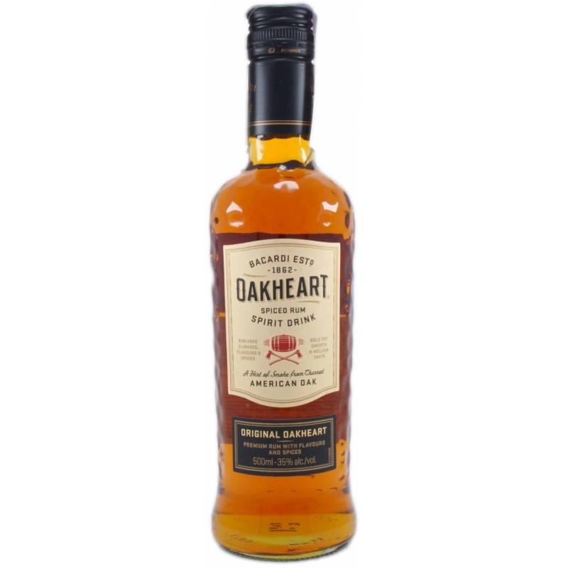 Bacardi OakHeart - 0,5 л Bacardi Martini