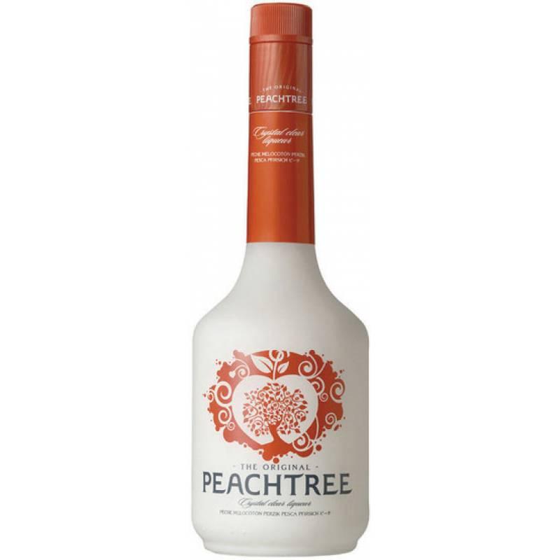 De Kuyper Peach Tree ( персиковое дерево) ( 0,7л ) De Kuyper Royal Distillers - АРХИВ!!!