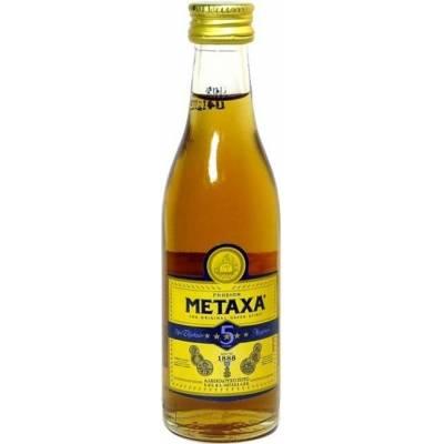 Metaxa 5* ( 0,05л )