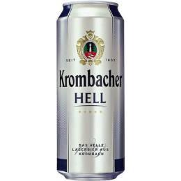 Krombacher Hell - 0,5 л ж/б