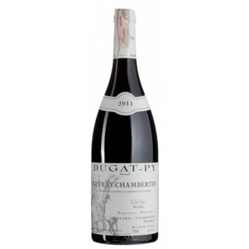 Bernard Dugat-Pu Gevrey-Chambertin Vieilles Vignes, ( Bernard Dugat-Pu Жевре Шамбертен Вьей Винь ) 2011 0,75 л Dugat-Py - АРХИВ!!!