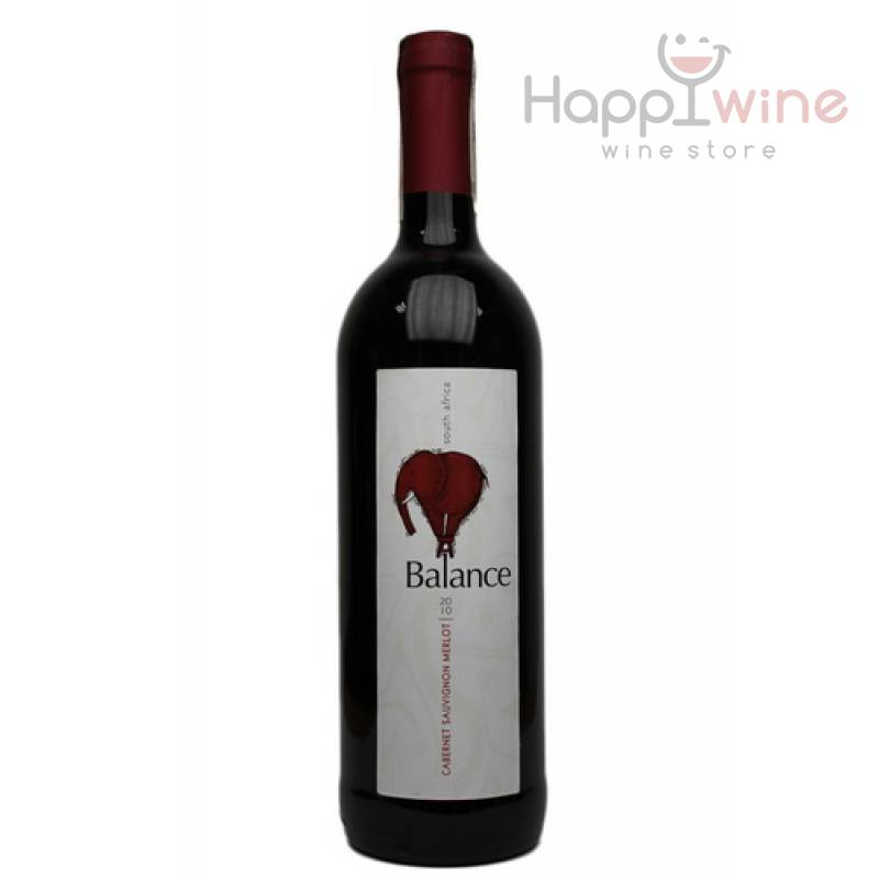 Balance Каберне Совиньон ( 0,75л ) Overhex Wines - АРХИВ!!!