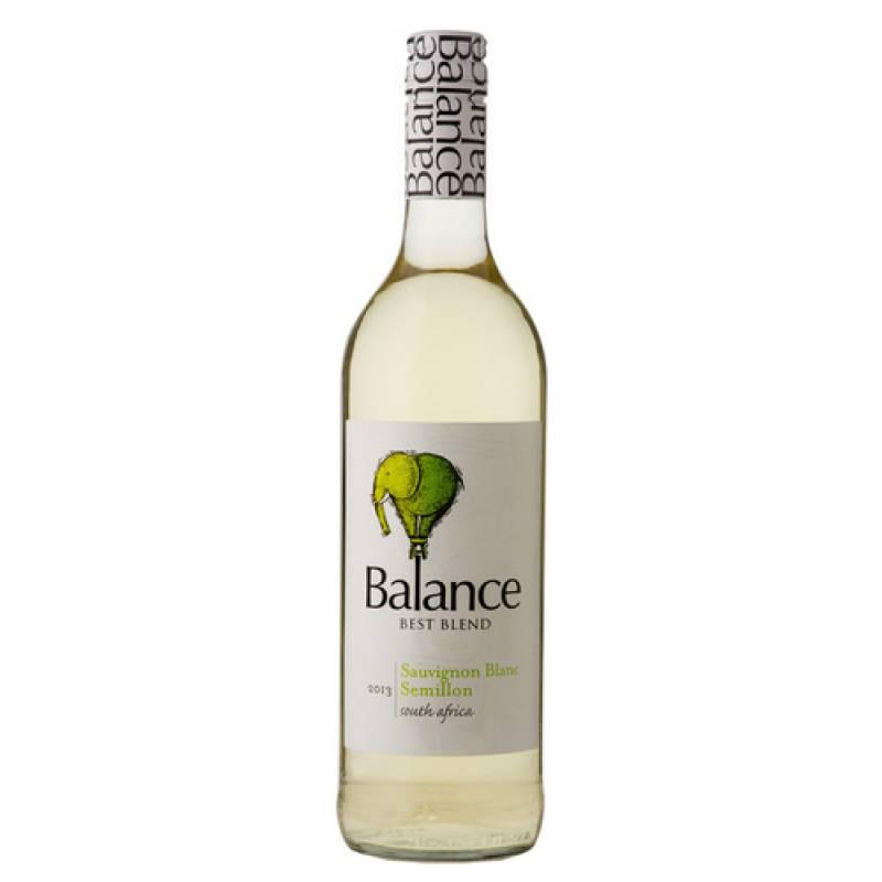 Balance Sauvignon Blanc/Semillon ( 0,75л ) Overhex Wines - АРХИВ!!!