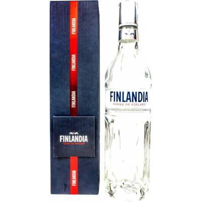 Finlandia, в подарочной упаковке ( 0.7л )