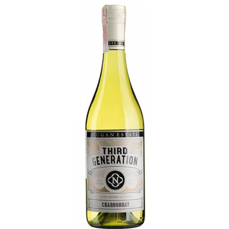 Chardonnay Third Generation - 0,75 л Nugan Estate - АРХИВ!!!
