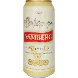 Vamberg Lager - 0,5 л ж/б