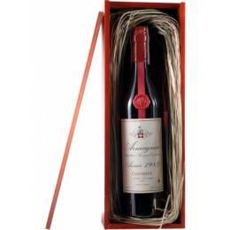 Armagnac Castarede, wooden box 1983 - 0,7 л