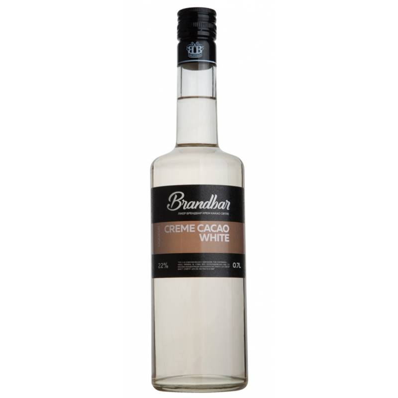 Brandbar Крем какао Белый - 0,7 л Brandbar