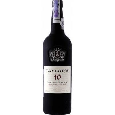 Taylor's 10 Year Tawny ( Taylors Тейлорс 10 лет Тауни ) 0,75 л