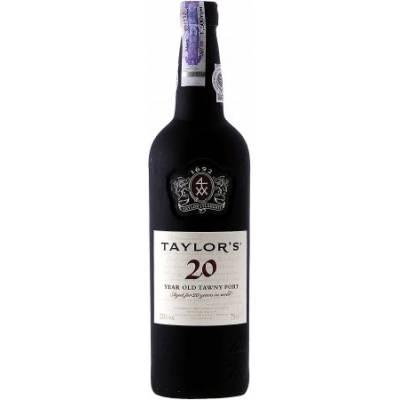 Taylor's 20 Year Old Tawny ( Taylors Тейлорс 20р.Тауни ) 0,75 л