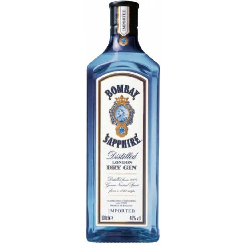 Bombay Sapphire - 0,75 л Bacardi Martini
