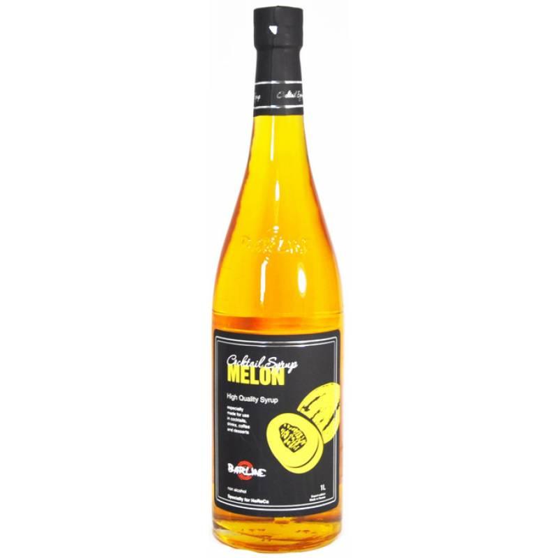 Barline Melon Yellow ( желтая дыня) 1,0л ООО Свит Лайф - АРХИВ!!!