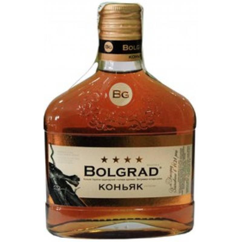 Bolgrad 4* ( 0,25л ) ЧАО Пищевик - АРХИВ!!!