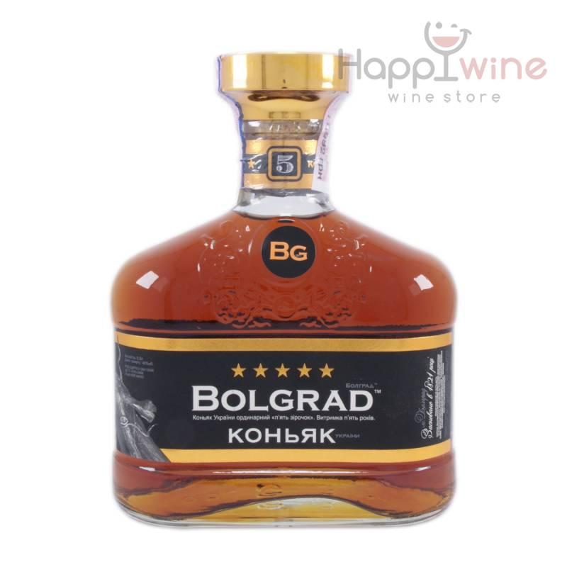 Bolgrad 5* ( 0,5л ) - АРХИВ!!!