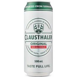 Clausthaler Non-Alcoholi - 0,5 л ж/б