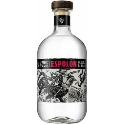 Текила Espolon Blanco - 1 л