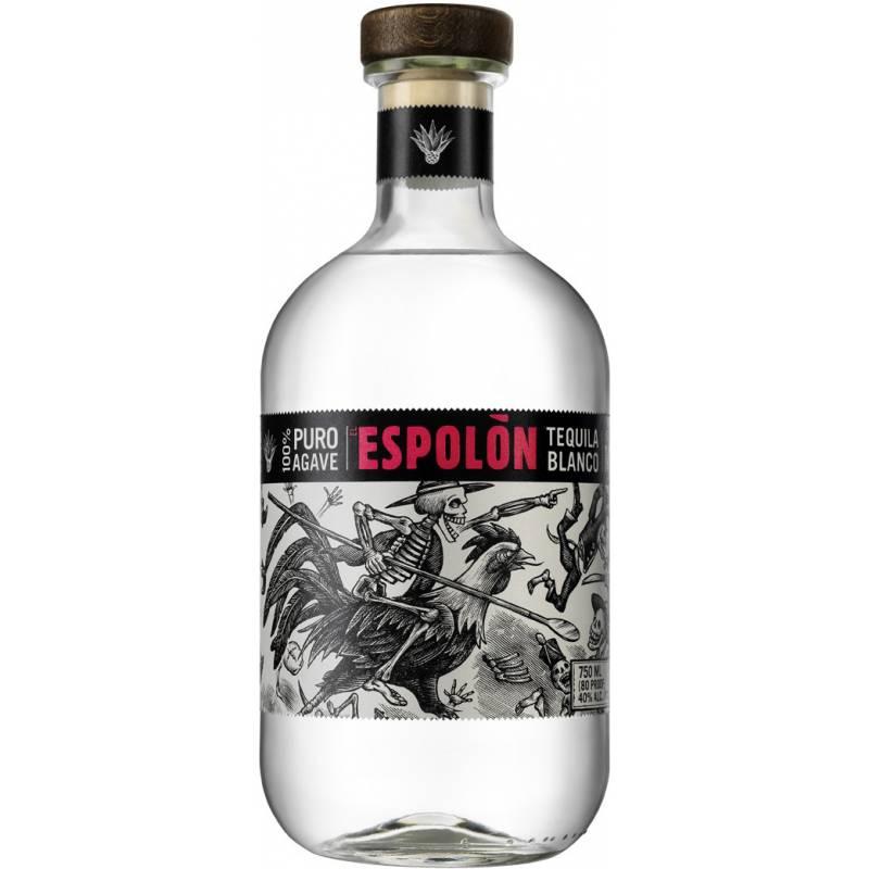 Текила Espolon Blanco - 1 л Destiladora San Nicolas