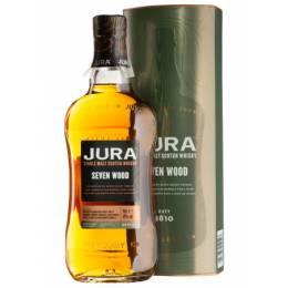 Isle of Jura Seven Wood, gift box - 0,7 л